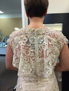 Adding A Lace Caplet